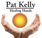 Pat Kelly Healing Hands logo
